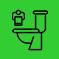 toilet thin